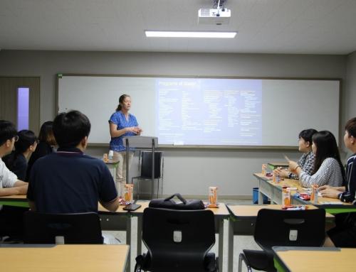 뉴욕주립대 알바니 입학처장보, IEEA글로벌캠퍼스 방문